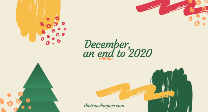 December, an end to 2020